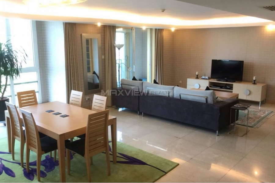Guangcai International Apartment 3bedroom 217sqm ¥28,000 BJ0002286