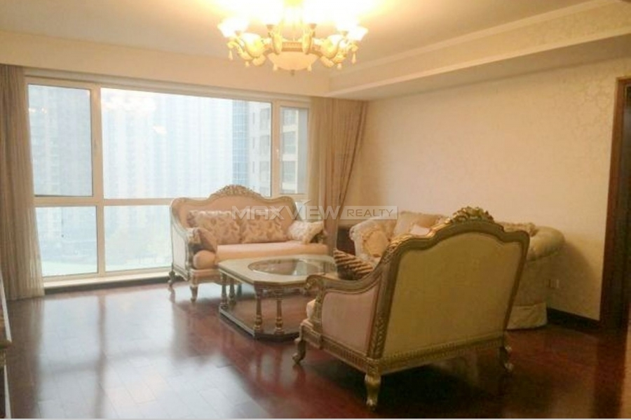 Beijing apartment rent Phoenix Town 3bedroom 196sqm ¥24,500 BJ0002299