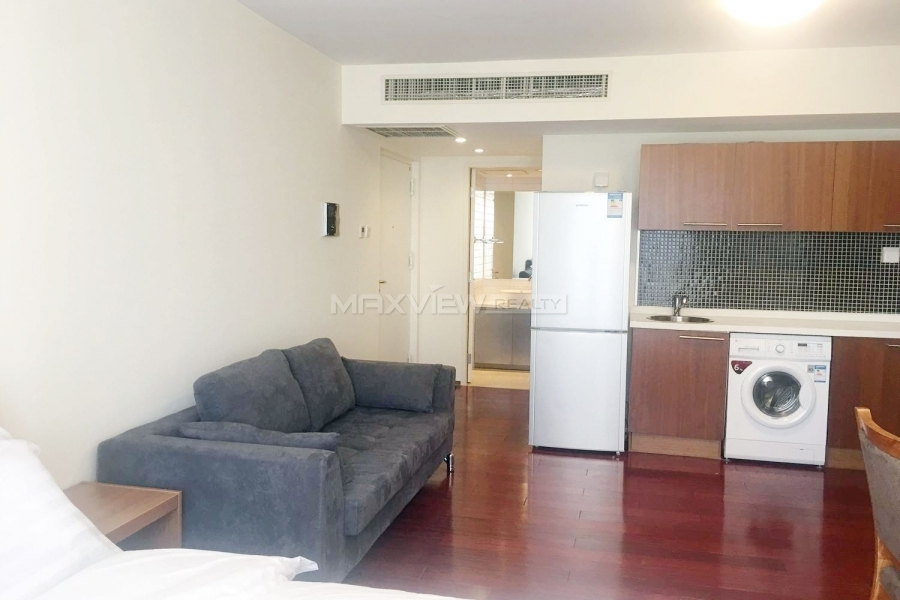 Apartment in Beijing Ocean Express 1bedroom 56sqm ¥12,000 BJ0002303