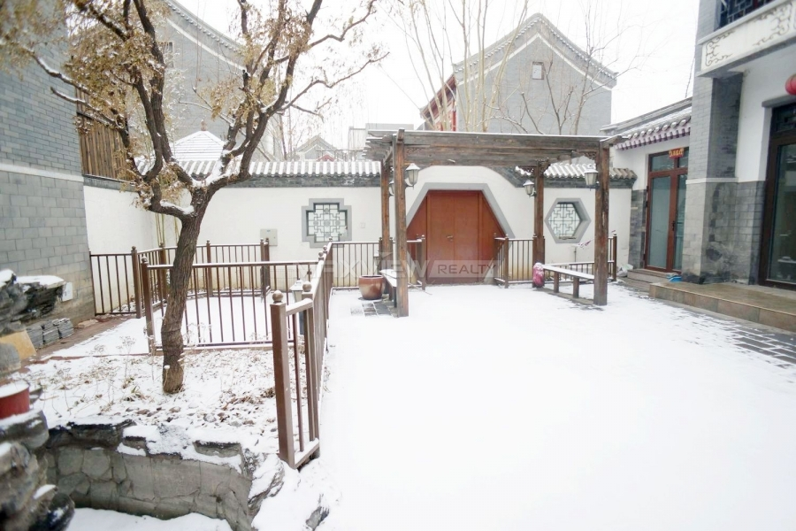 Apartment for rent in Beijing Cathay View