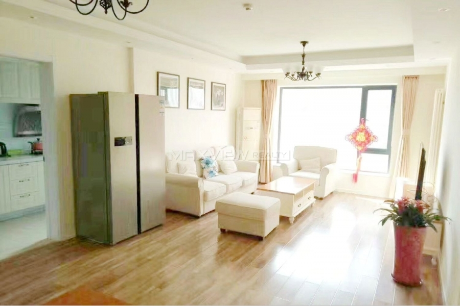 Beijing apartment for rent Uper East Side (Andersen Garden) 2bedroom 108sqm ¥17,000 BJ0002330