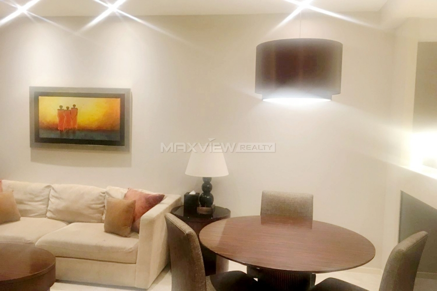 Beijing apartments rent OAKWOOD Residences 1bedroom 85sqm ¥21,000 BJ0002325