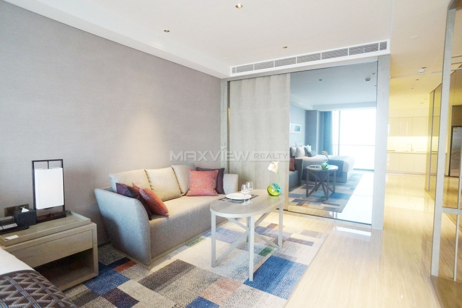 Beijing apartment rent DaMei OAKWOOD Residences