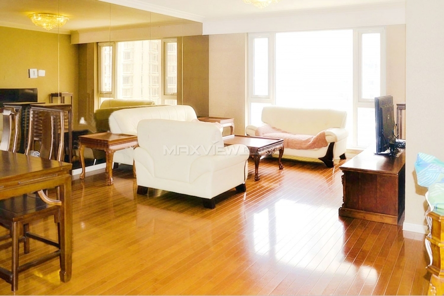 Palm Springs Beijing apartments for rent 3bedroom 220sqm ¥32,000 CY300742