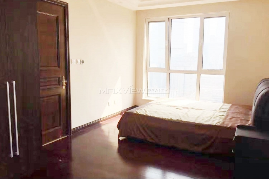 Beijing apartments for rent CBD Private Castle 3bedroom 230sqm ¥33,000 BJ0002351