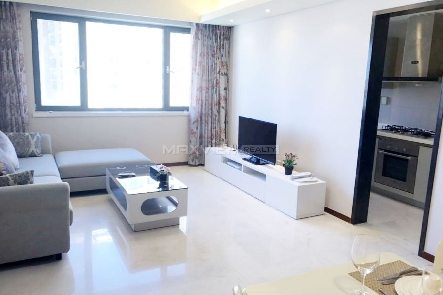 Beijing apartments for rent Mixion Residence  2bedroom 160sqm ¥23,000 BJ0002367