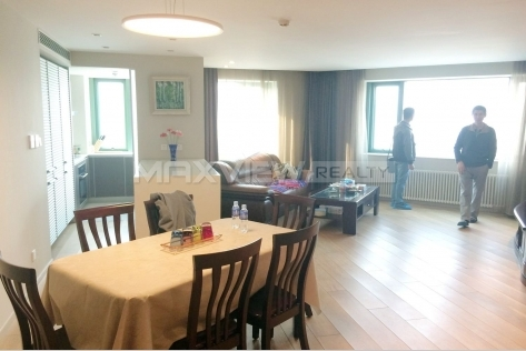 Beijing apartments for rent East Gate Plaza