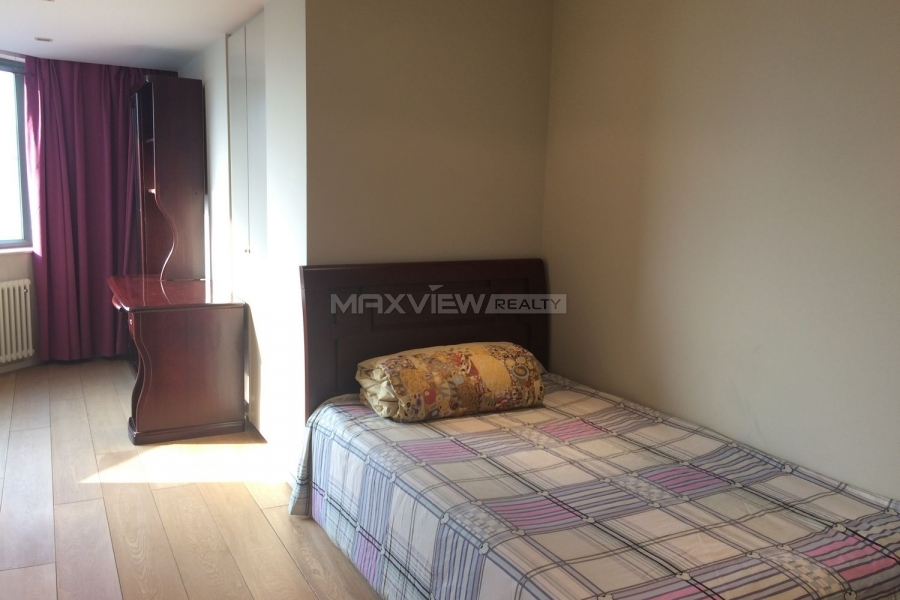 Beijing apartments for rent East Gate Plaza 2bedroom 135sqm ¥24,000 BJ0002393