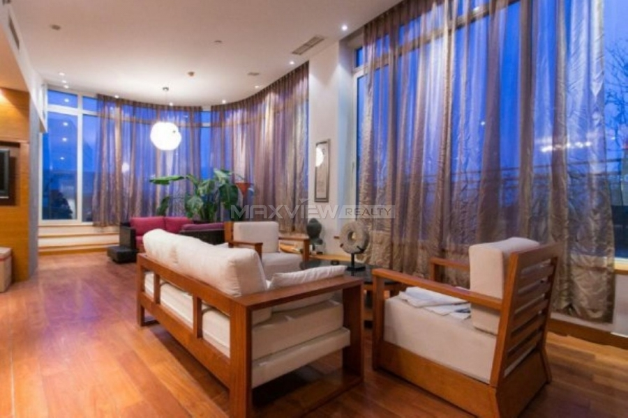 Beijing apartment for rent Park Avenue