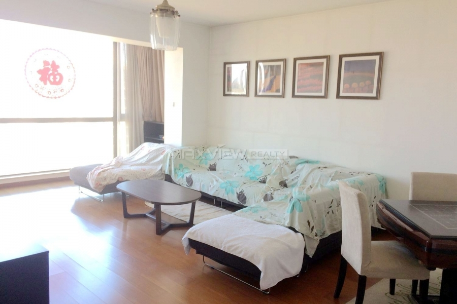 Apartment for rent in Beijing Boya Garden