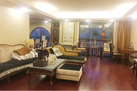 Beijing apartments for rent No.9 Parkway Court