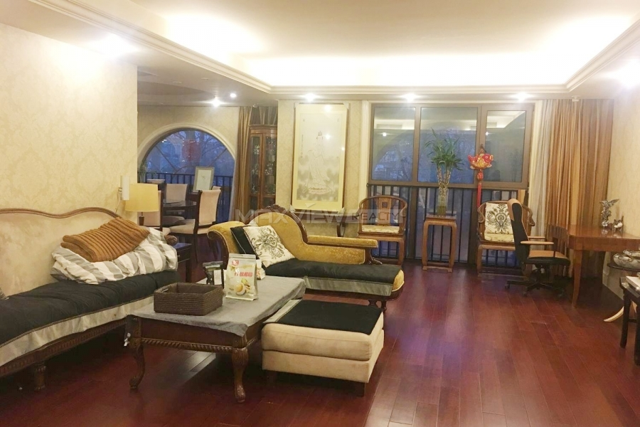 Beijing apartments for rent No.9 Parkway Court