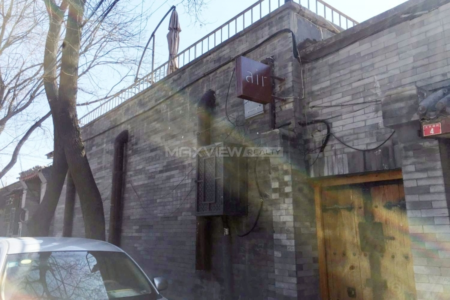 Beijing house rent Jiaodaokou Courtyard 2bedroom 180sqm ¥40,000 ZB001873