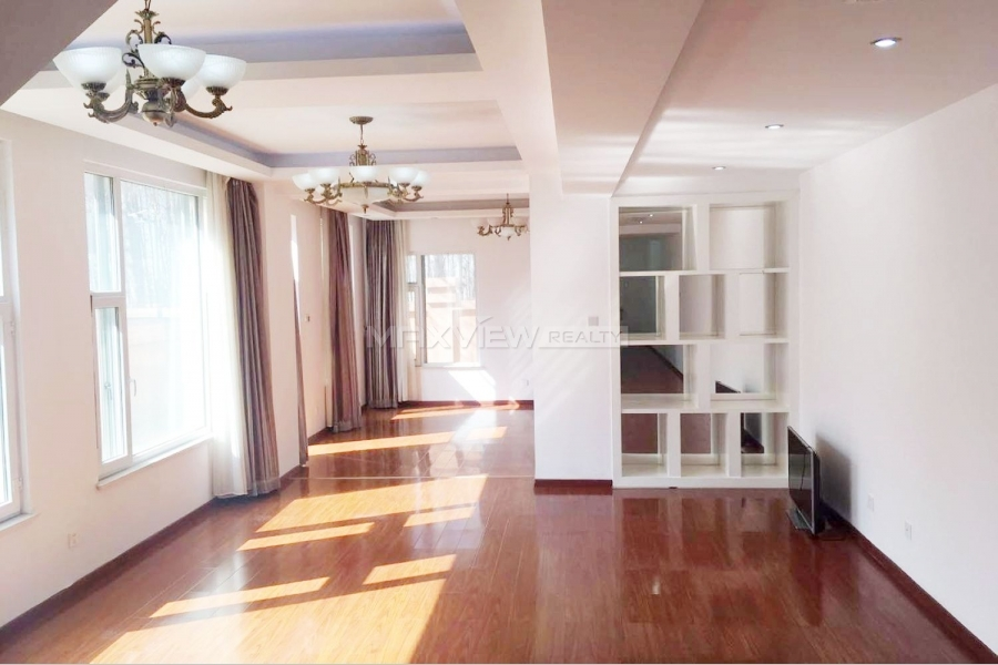 Beijing Riviera 4bedroom 280sqm ¥48,000 ZB001875