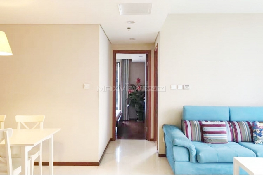 Apartment for rent in Beijing Mixion Residence  2bedroom 110sqm ¥16,000 BJ0002435