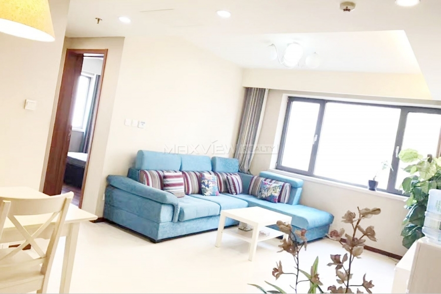 Apartment for rent in Beijing Mixion Residence