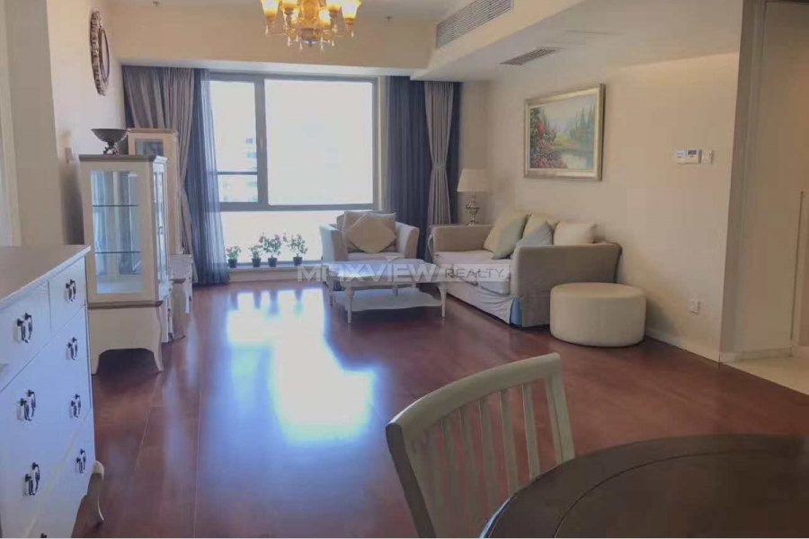 Apartment Beijing rent Mixion Residence  2bedroom 134sqm ¥24,000 BJ0002501