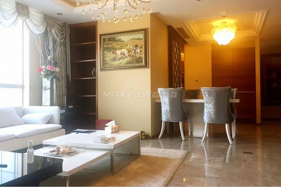Centrium Residence apartments in Beijing 3bedroom 197sqm ¥46,000 BJ0002505