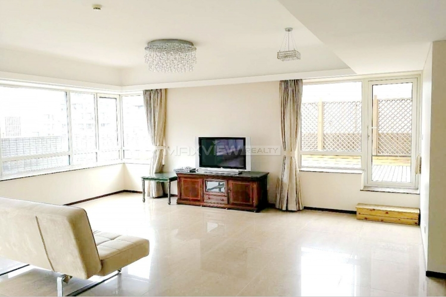 Apartment for rent in Beijing Gemdale International Garden
