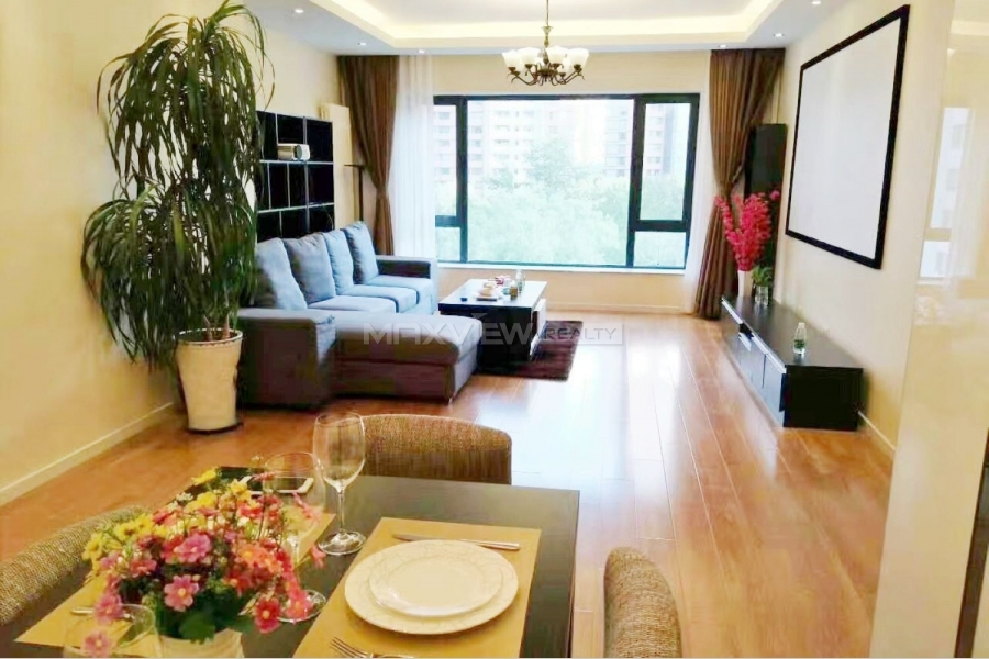 Apartment for rent in Beijing Uper East Side (Andersen Garden)