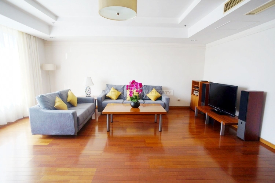 Beijing villa rent East Lake Villas