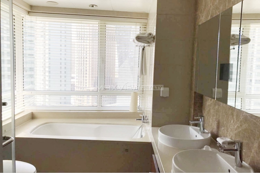 Rent apartment Beijing Central Park 4bedroom 286sqm ¥60,000 BJ0002552