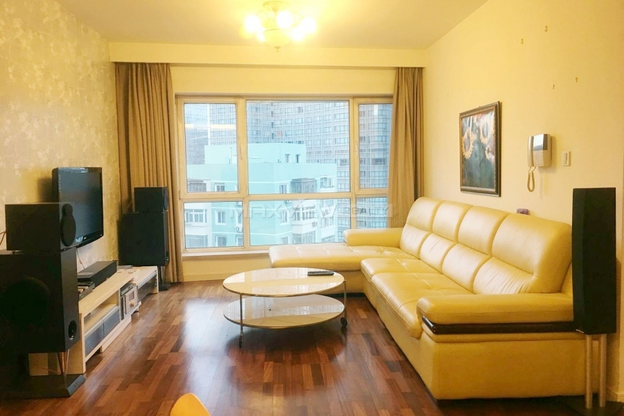 Central Park 2bedroom 110sqm ¥21,000 BJ0002551