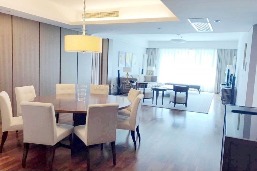 Rent apartment Beijing Central Park