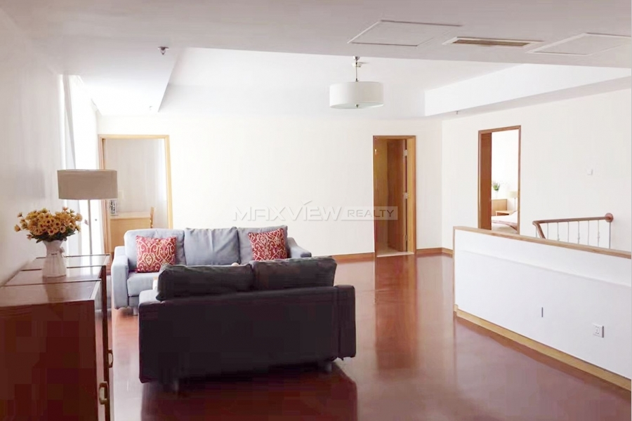 Beijing house rent East Lake Villas 5bedroom 500sqm ¥75,000 BJ0002554