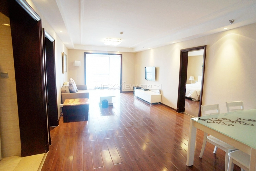 Apartment for rent in Beijing BaiFuYi Hotel