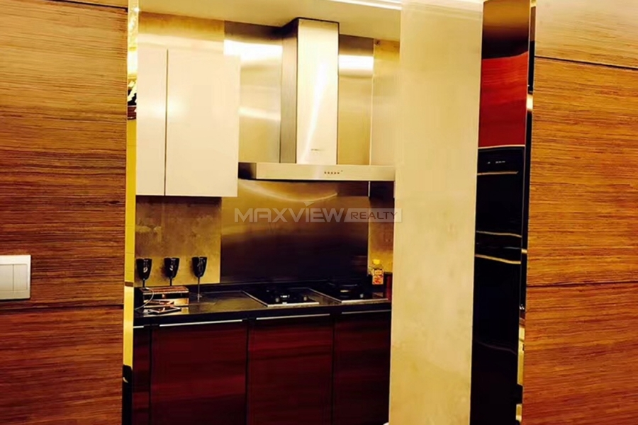 Apartment for rent in Beijing Centrium Residence 3bedroom 240sqm ¥45,000 BJ0002580