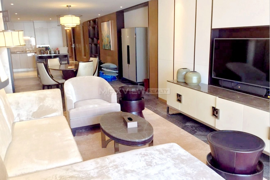 Apartment for rent in Beijing The Ascott Riverside Garden 2bedroom 140sqm ¥27,000 BJ0002577