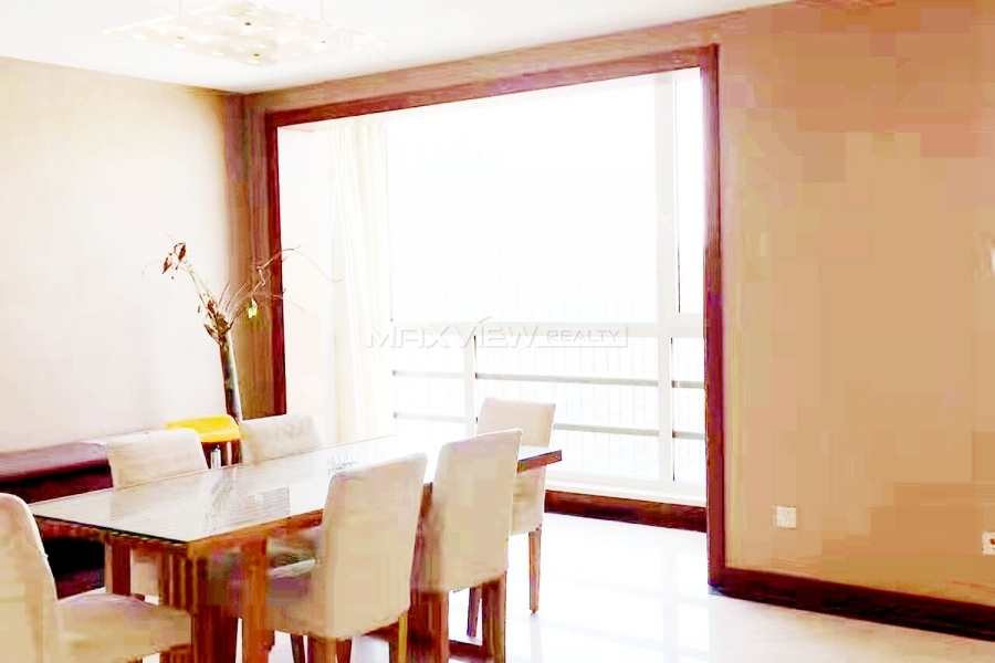 Guangcai International Apartment 3bedroom 217sqm ¥28,000 BJ0002578