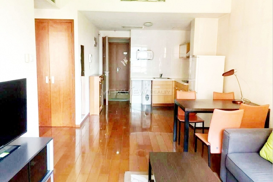 Beijing rent apartment Blue Castle International