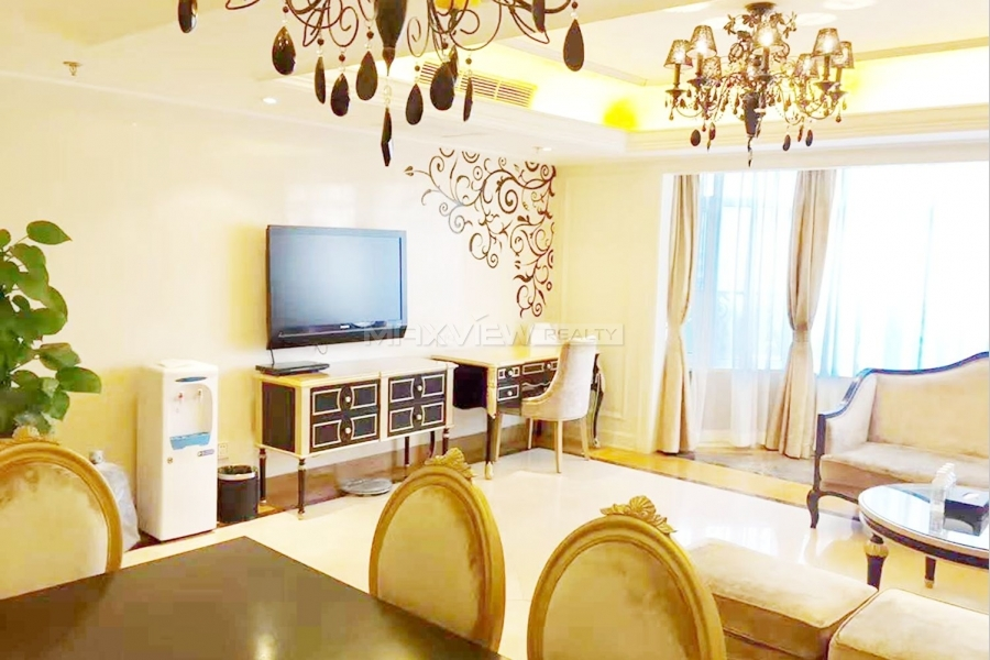 Apartment Beijing rent The Riverside 2bedroom 140sqm ¥27,800 BJ0002595