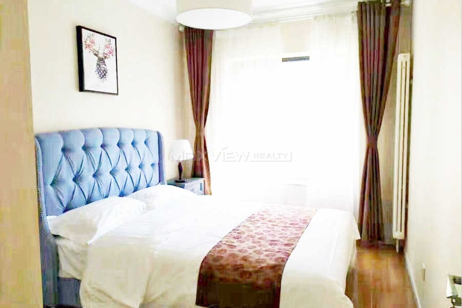 Apartment in Beijing Uper East Side (Andersen Garden) 2bedroom 117sqm ¥14,000 BJ0002616