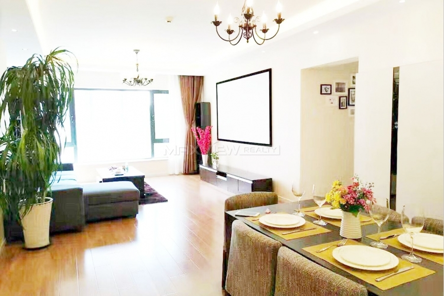 Upper East Side (Andersen Garden) 2bedroom 117sqm ¥14,000 BJ0002616