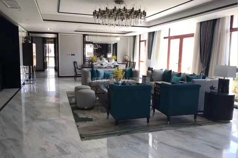 Apartment for rent in Beijing Shanshui Square