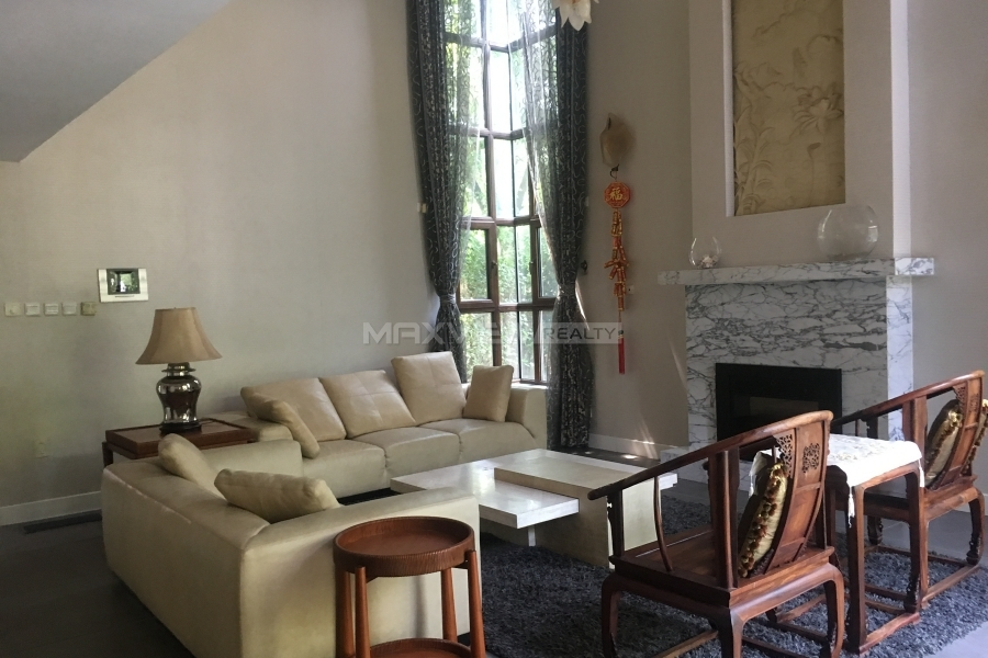 Beijing villa rent  Dragon Bay Villa  4bedroom 380sqm ¥36,000  BJ0002618