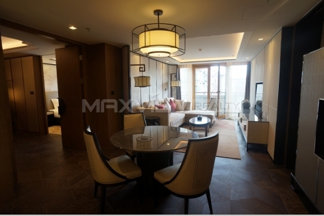 Apartment Beijing rent Asscott Riverside Garden 1br