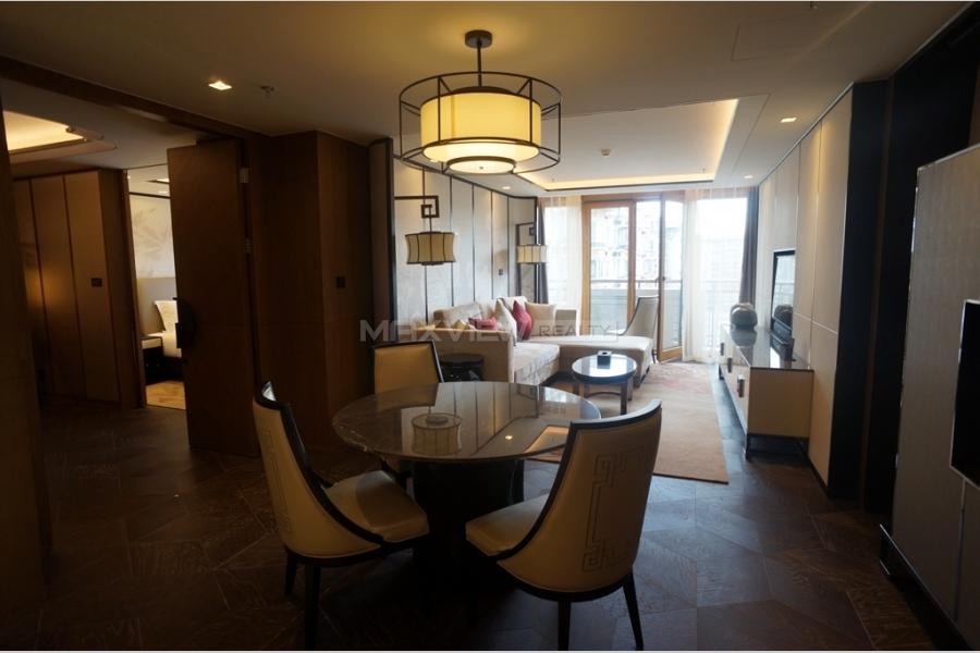 Apartment Beijing rent Asscott Riverside Garden 1br