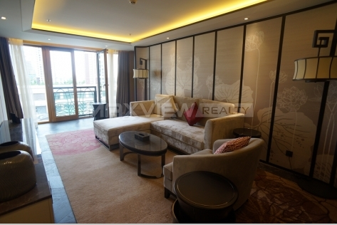 Apartment Beijing rent Asscott Riverside Garden