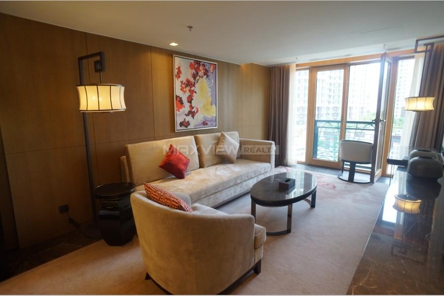 Apartment Beijing rent Asscott Riverside Garden