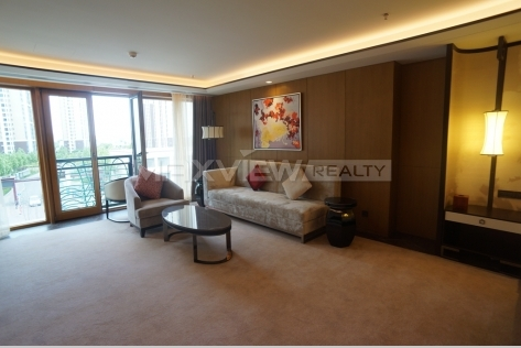 Beijing apartments for rent Asscott Riverside Garden