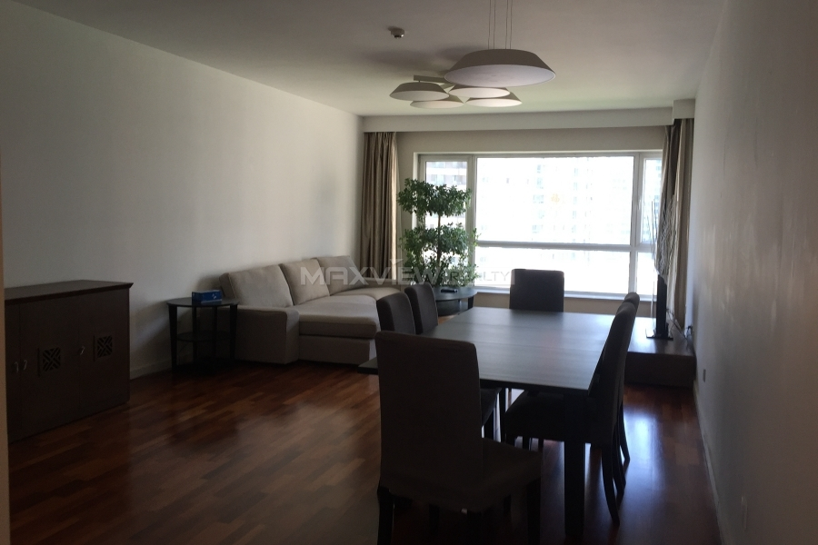 Apartment for rent in Beijing Central Park 2bedroom 136sqm ¥23,000 BJ0002657