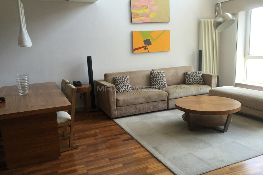Beijing apartments for rent  Lanson Place