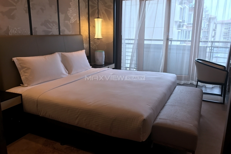 Apartment Beijing rent Ascott Riverside Garden 1bedroom 90sqm ¥23,000 BJ0002667