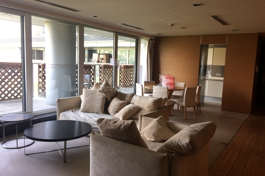 Apartment for rent in Beijing SOHO Residenc