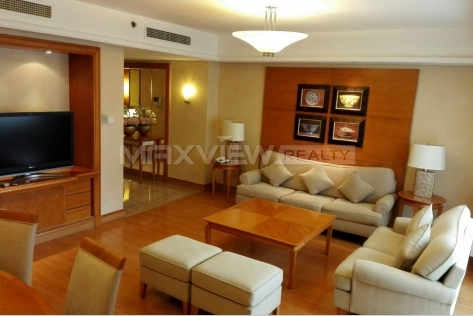 Apartment for rent in Beijing China World Apartment