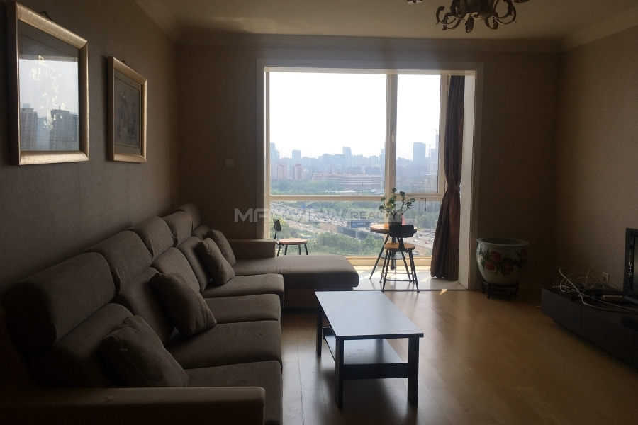 Apartment Beijing rent  Greenlake Place 3bedroom 190sqm ¥24,000 BJ0002711